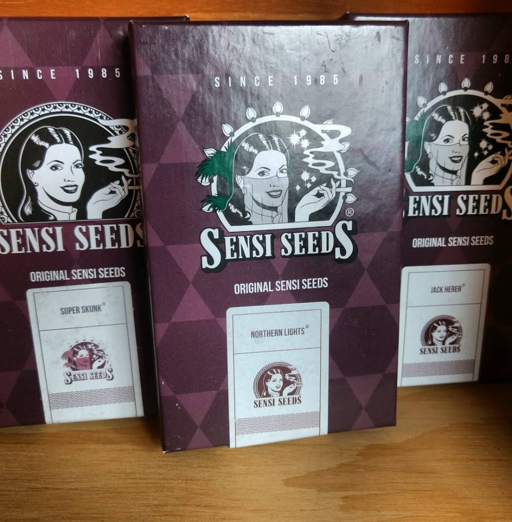 All Seeds come in original packaging.
